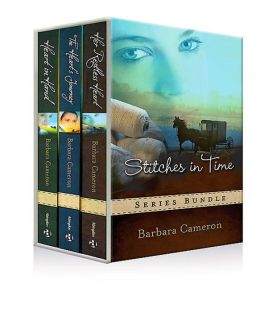 Stitches in Time Bundle, Her Restless Heart, Hearts Journey & Heart in Hand - eBook [ePub]: Stitches in Time