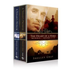 The Heart of a Hero Bundle, A Texans Promise & Texans Honor - eBook [ePub]: Books 1 & 2 The Heart of a Hero