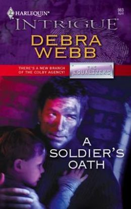 A Soldier's Oath (Colby Agency Series #26)