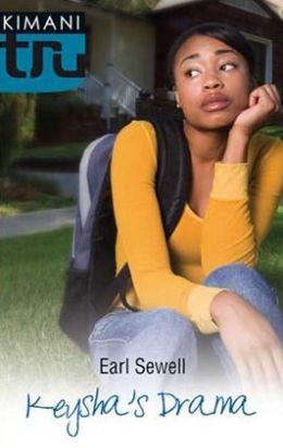 Keysha's Drama (Kimani Tru: Kesha Series)