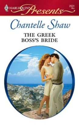 The Greek Boss's Bride (Harlequin Presents #2631)