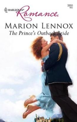 Prince's Outback Bride (Harlequin Romance #3950)