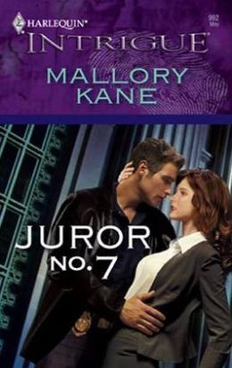 Juror No. 7 (Harlequin Intrigue #992)