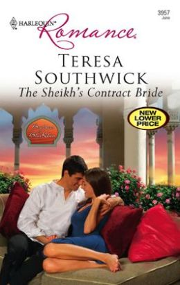 Sheikh's Contract Bride (Harlequin Romance #3957)