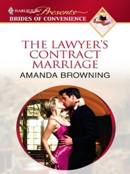 Lawyer's Contract Marriage (Promotional Presents Series)