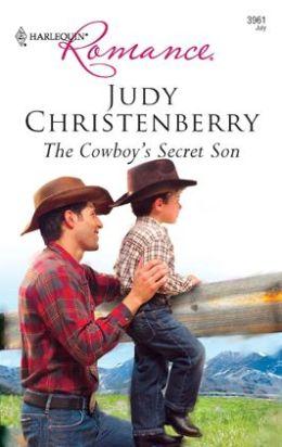 Cowboy's Secret Son (Harlequin Romance #3961)