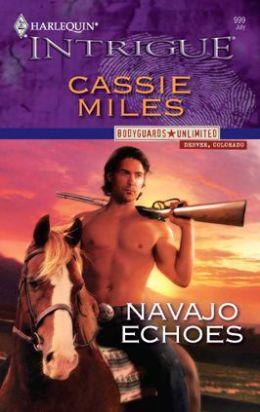 Navajo Echoes (Harlequin Intrigue #999)