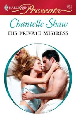 His Private Mistress (Harlequin Presents #2654)