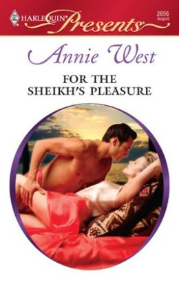 For the Sheikh's Pleasure (Harlequin Presents #2656)