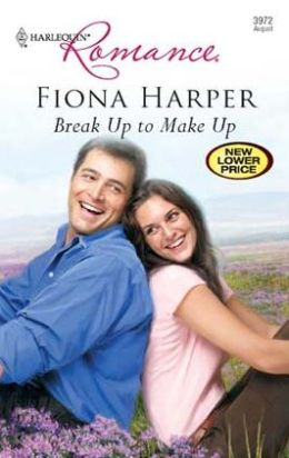 Break up to Make up (Harlequin Romance #3972)