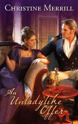 Unladylike Offer (Harlequin Historical #862)
