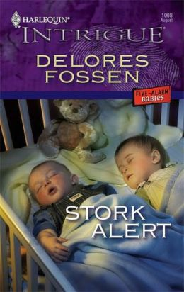 Stork Alert (Harlequin Intrigue #1008)