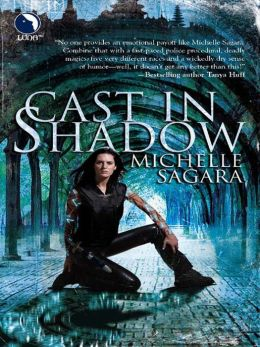 Cast in Shadow (Chronicles of Elantra Series #1)