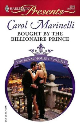 Bought by the Billionaire Prince (Harlequin Presents #2659)