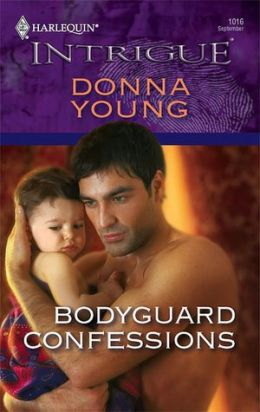 Bodyguard Confessions (Harlequin Intrigue #1016)