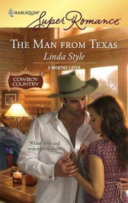 Man from Texas (Harlequin Super Romance #1443)