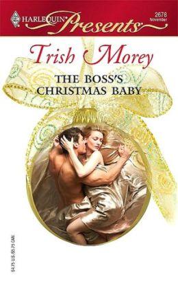 The Boss's Christmas Baby