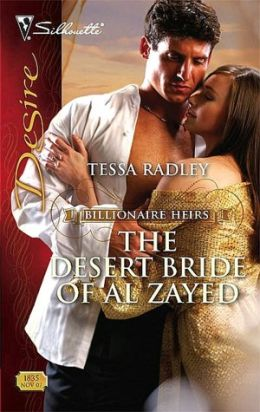 The Desert Bride of Al Zayed (Silhouette Desire Series #1835)