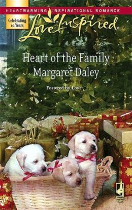Heart of the Family (Fostered by Love Series)
