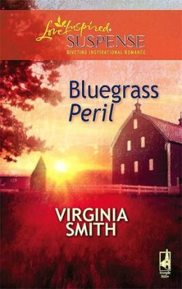 Bluegrass Peril (Love Inspired Suspense Series)