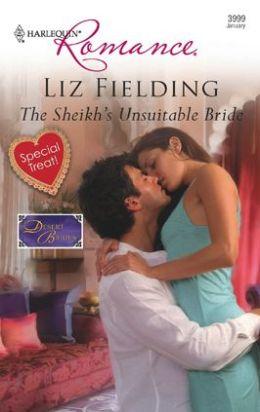 The Sheikh's Unsuitable Bride
