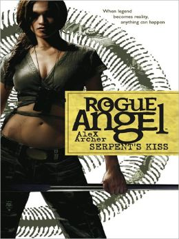 Serpent's Kiss (Rogue Angel Series #10)