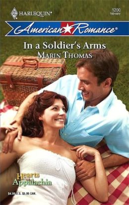 In a Soldier's Arms (Hearts of Appalachia Series)