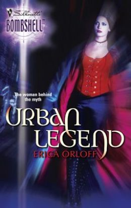 Urban Legend (Silhouette Bombshell #8)