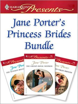 Jane Porter's Princess Brides Bundle