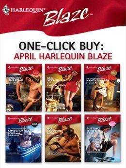 One-Click Buy: April Harlequin Blaze