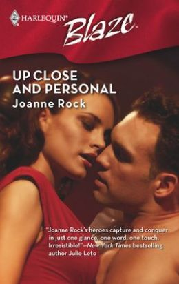 Up Close and Personal (Harlequin Blaze #395)