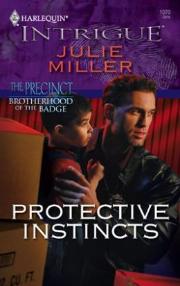 Protective Instincts (Harlequin Intrigue Series #1070)