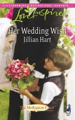 Her Wedding Wish (Love Inspired Series)