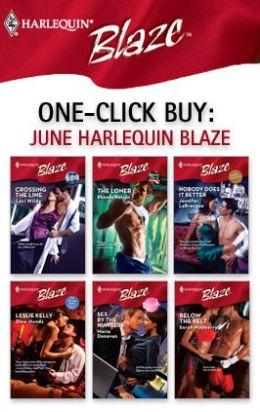 One-Click Buy: June Harlequin Blaze