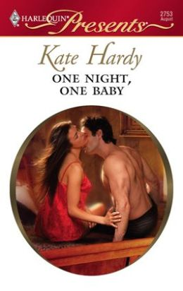 One Night, One Baby (Harlequin Presents Series #2753)