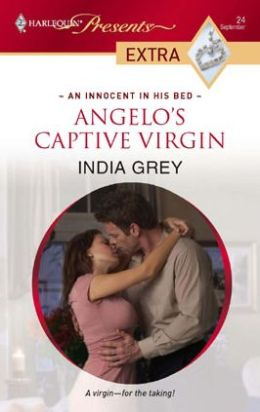 Angelo's Captive Virgin (Harlequin Presents Extra Series: An Innocent in His Bed #24)