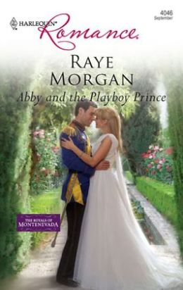 Abby and the Playboy Prince (Harlequin Romance Series #4046)