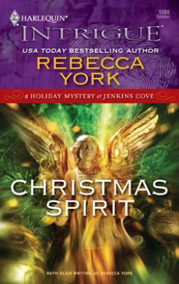 Christmas Spirit (Harlequin Intrigue #1089)