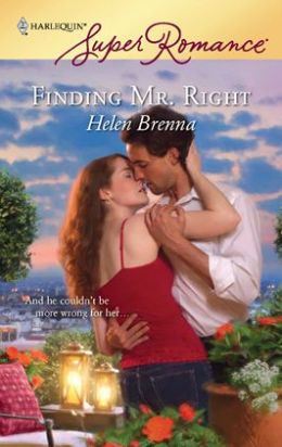 Finding Mr. Right (Harlequin Super Romance #1519)