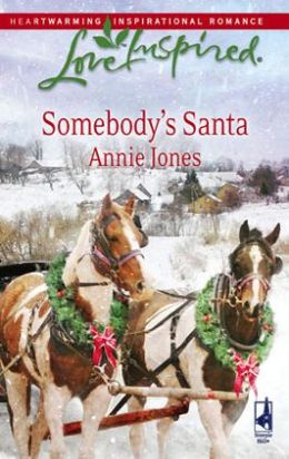 Somebody's Santa (Love Inspired Series)