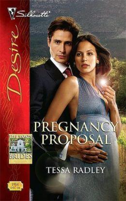 Pregnancy Proposal (Silhouette Desire Series #1914)