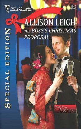 Boss's Christmas Proposal (Silhouette Special Edition Series #1940)