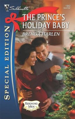 Prince's Holiday Baby (Silhouette Special Edition Series #1942)