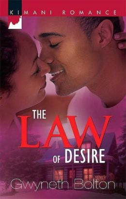 Law of Desire (Kimani Romance Series #119)