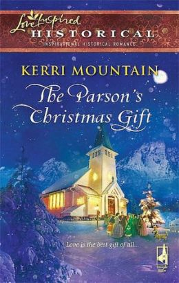 Parson's Christmas Gift (Love Inspired Historical Series)