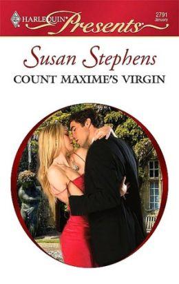 Count Maxime's Virgin