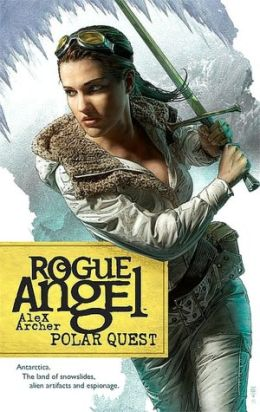 Polar Quest (Rogue Angel Series #16)