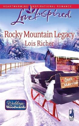 Rocky Mountain Legacy (Love Inspired Series)