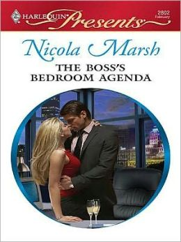 The Boss's Bedroom Agenda (Harlequin Presents Series #2802)