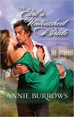 Earl's Untouched Bride (Harlequin Historical Series #933)